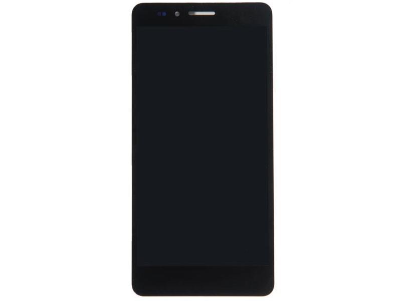 Дисплей RocknParts для Huawei Honor 5X в сборе с тачскрином Black 548191
