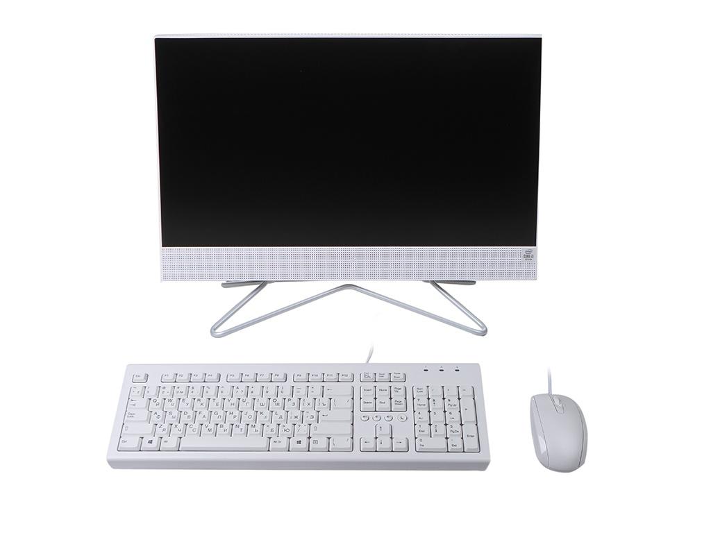 Моноблок HP 22-df0023ur 14P62EA (Intel Core i3-1005G1 1.2 GHz/8192Mb/512Gb SSD/Intel UHD Graphics/Wi-Fi/Bluetooth/Cam/21.5/1920x1080/Windows 10 Home 64-bit)