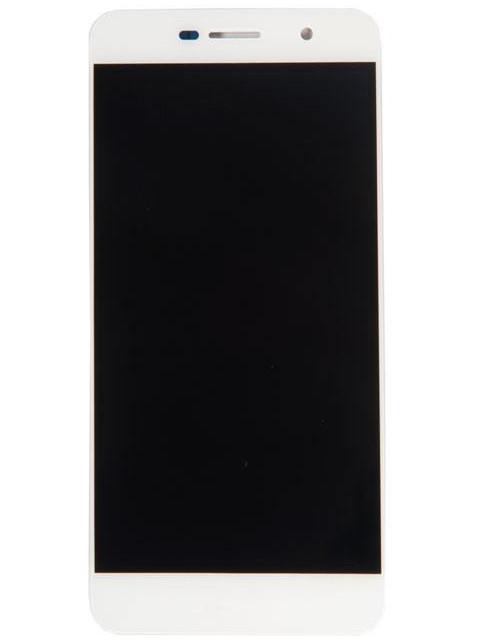 Дисплей RocknParts для Huawei Honor Y6 Pro / 4c в сборе с тачскрином White 548253