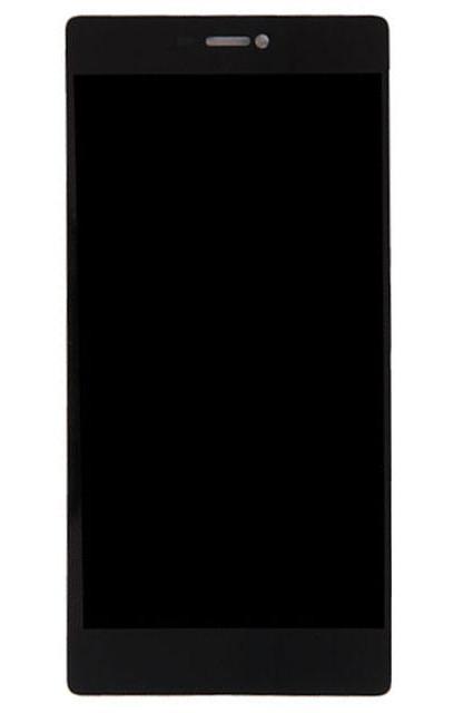 Дисплей RocknParts для Huawei P8 в сборе с тачскрином Black 441125