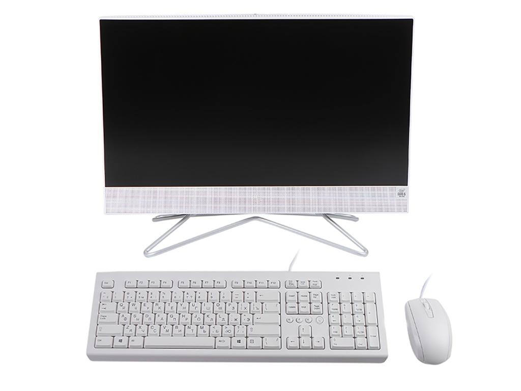 Моноблок HP 22-df0026ur 14P65EA (Intel Core i5-1035G1 1.0 GHz/4096Mb/256Gb SSD/Intel UHD Graphics/Wi-Fi/Bluetooth/Cam/21.5/1920x1080/Windows 10 Home 64-bit)