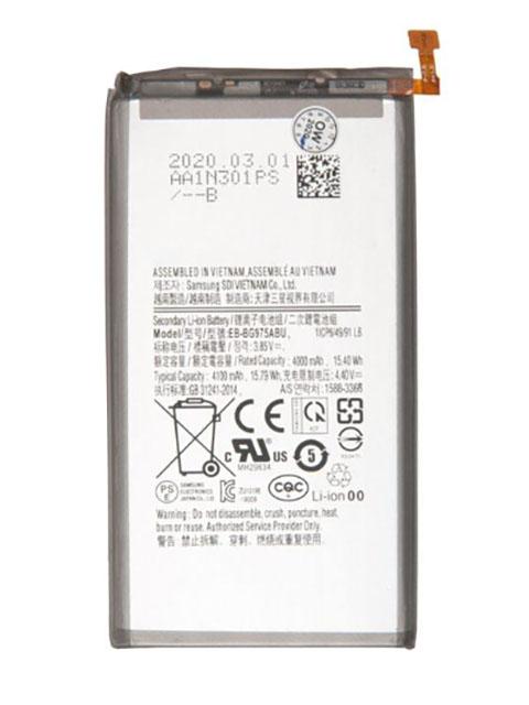 Аккумулятор RocknParts для Samsung Galaxy S10 SM-G973F 741022