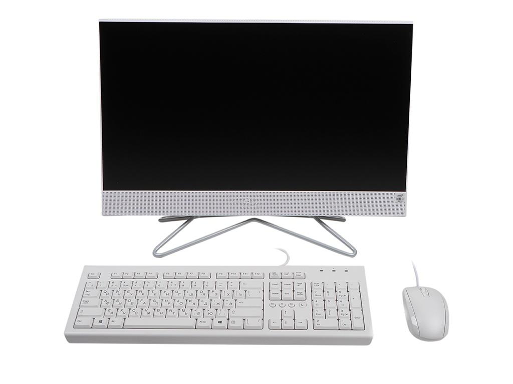Моноблок HP 24-df0034ur 14Q05EA (Intel Core i3-1005G1 1.2 GHz/4096Mb/128Gb SSD/Intel UHD Graphics/Wi-Fi/Bluetooth/Cam/23.8/1920x1080/Windows 10 Home 64-bit) ноутбук hp pavilion 14 ce2001ur intel core i3 8145u 2100 mhz 14 1920x1080 4gb 128gb ssd no dvd intel uhd graphics 620 wi fi bluetooth windows 10