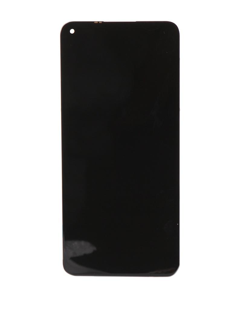 Фото - Дисплей RocknParts для Xiaomi Redmi Note 9 в сборе с тачскрином Black 757140 дисплей rocknparts для meizu m6 note black 586842
