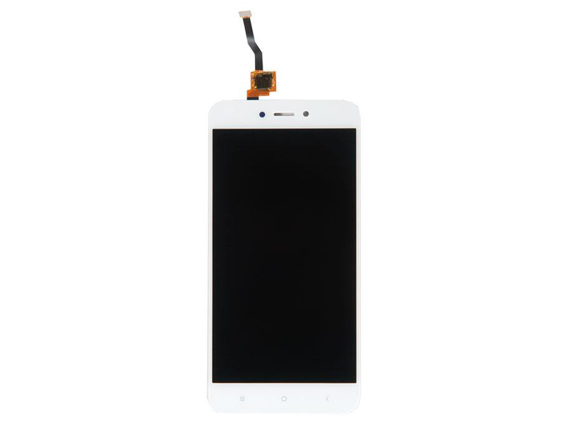 Дисплей RocknParts для Xiaomi Redmi 5A в сборе с тачскрином White 638097