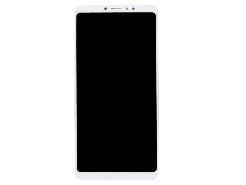 Дисплей RocknParts для Xiaomi Mi Max 3 в сборе с тачскрином White 676879