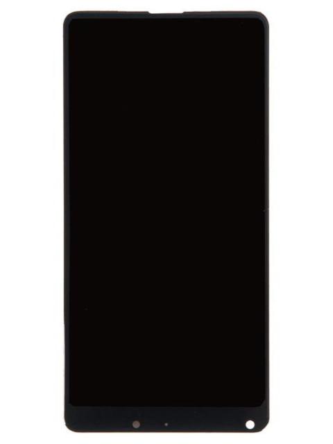 Дисплей RocknParts для Xiaomi Mi Mix 2S в сборе с тачскрином Black 693677