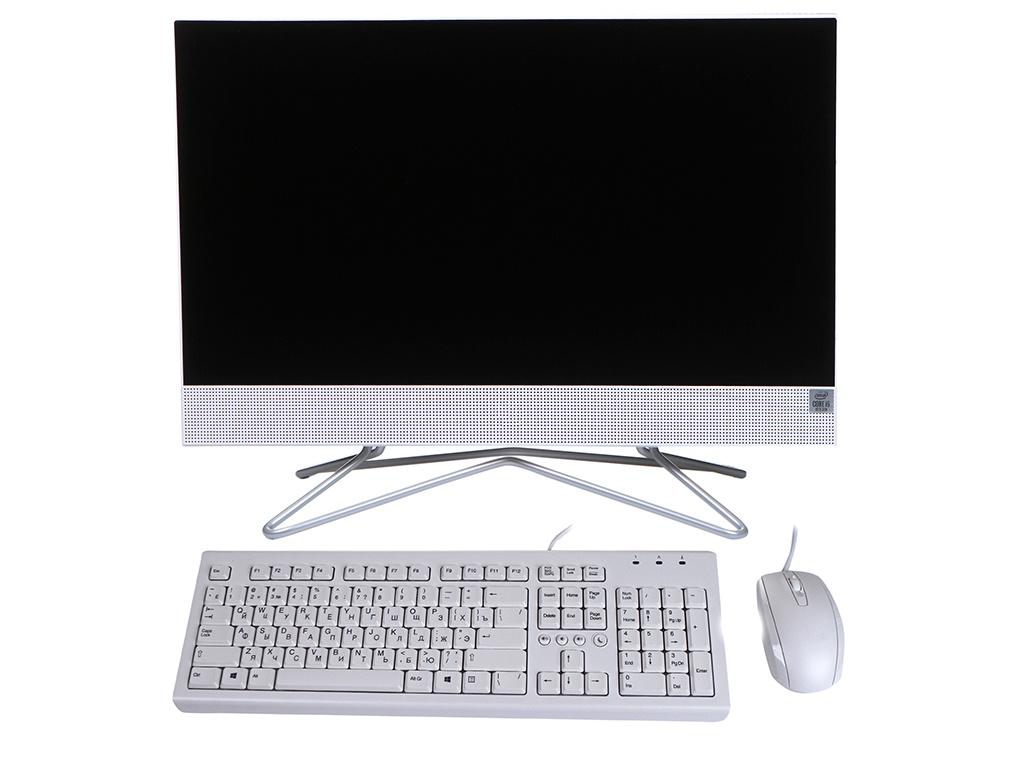 Моноблок HP 22-df0008ur 14P47EA (Intel Core i5 1035G1 1.0GHz/8192Mb/1000Gb/nVidia GeForce MX330 2048Mb//Wi-Fi/Bluetooth/Cam/21.5/1920x1080/DOS)
