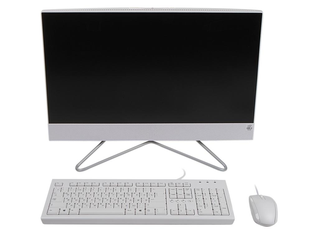 Моноблок HP 22-df0019ur 14P58EA (Intel Core i3 1005G1 1.2GHz/4096Mb/1000Gb/Intel HD Graphics/Wi-Fi/Bluetooth/Cam/21.5/1920x1080/DOS)
