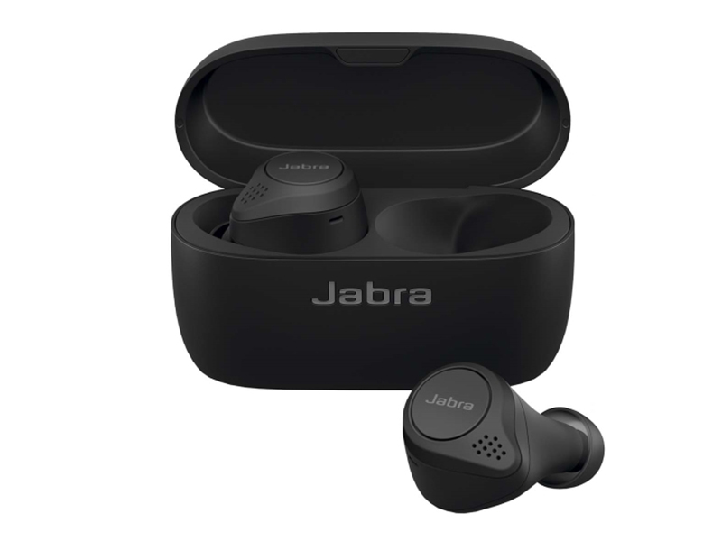 Наушники Jabra Elite 75T Black 100-99090001-60