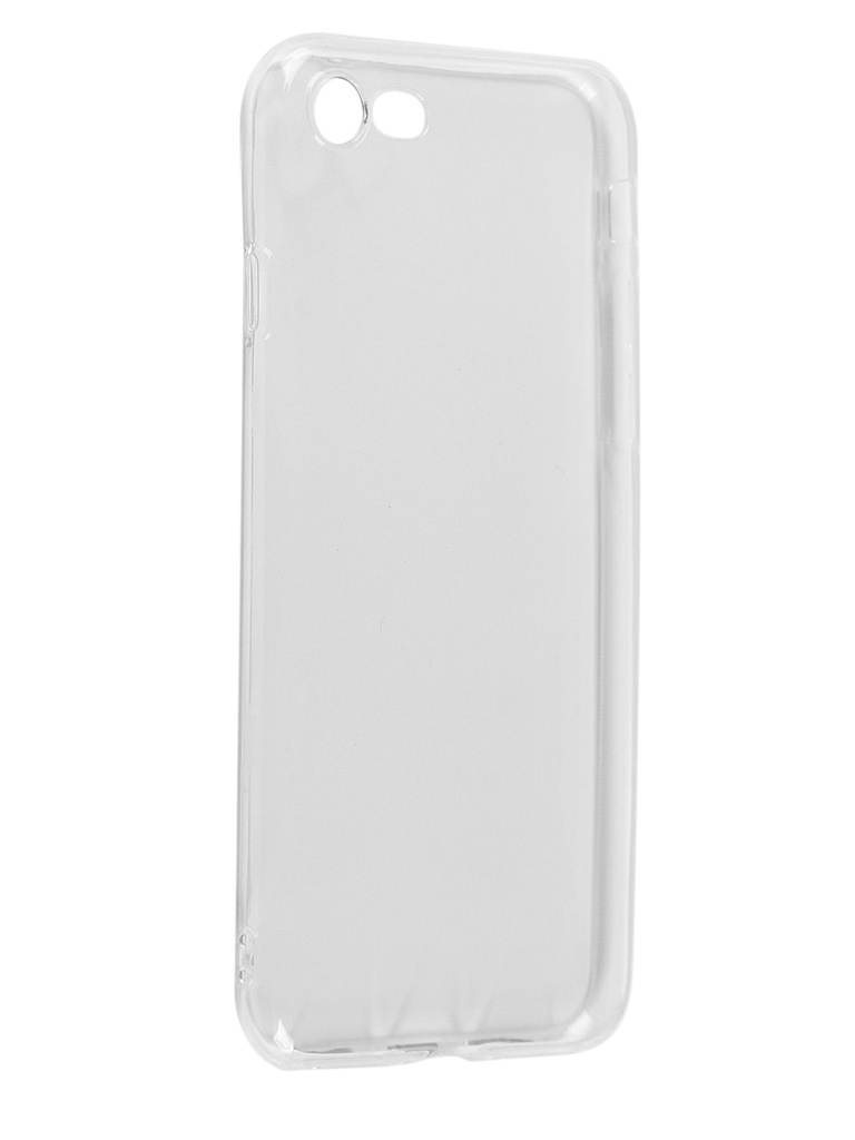 Чехол Gurdini для APPLE iPhone SE 2020 Ultra Twin 0.3mm Silicone Transparent 910324
