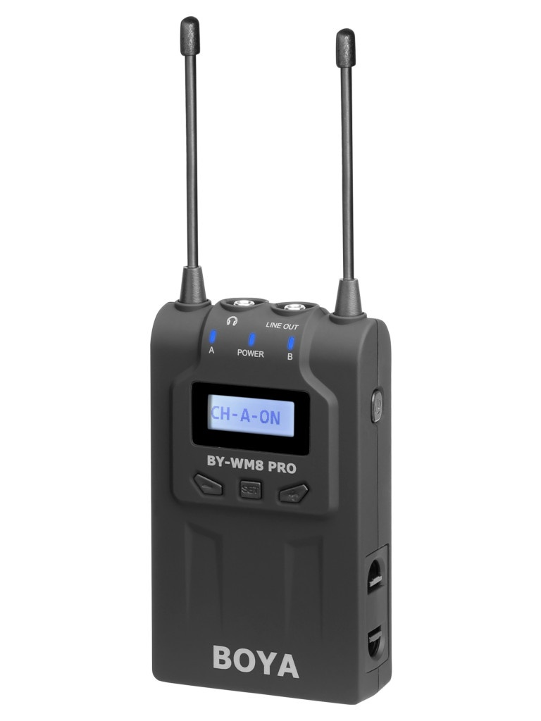 Микрофон Boya RX8 Pro