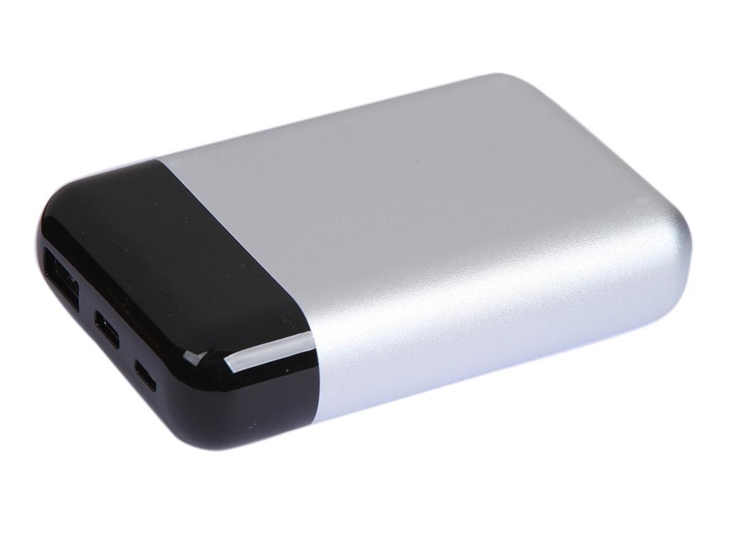Внешний аккумулятор Golf Edgee SP06 10000mAh Silver