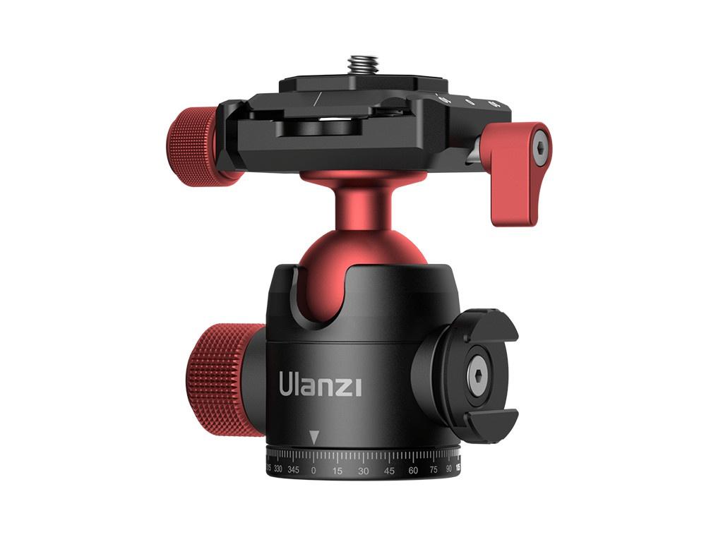 Головка для штатива Ulanzi U-70 Creative Cold Shoe Ballhead 20954
