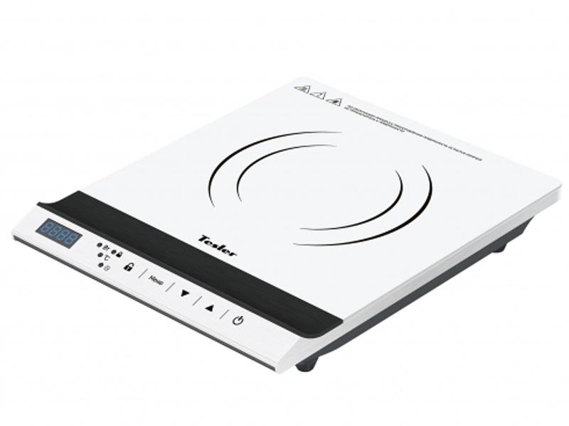 Плита Tesler PI-18 White