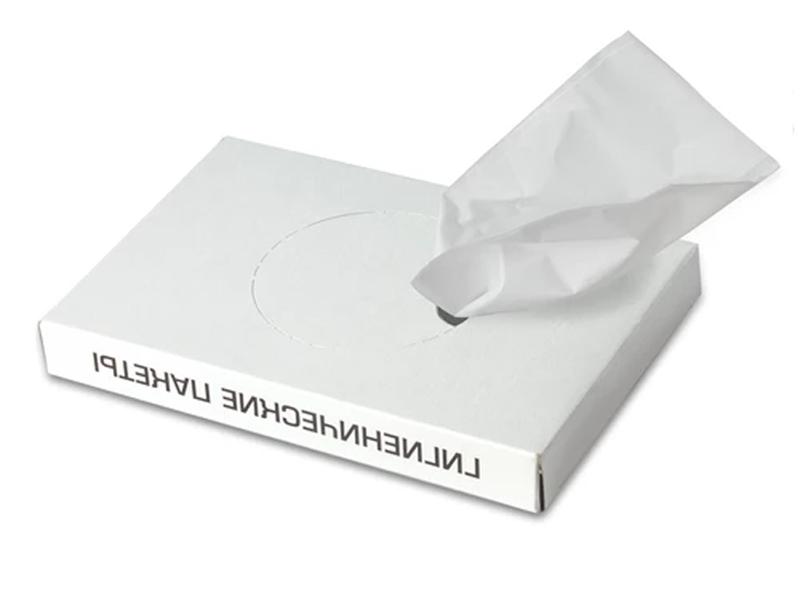 Пакеты гигиенические Лайма 30шт 604743