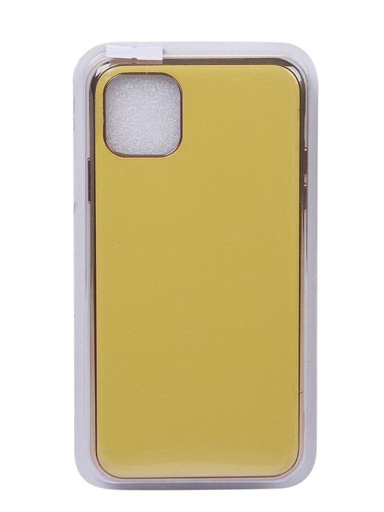 Чехол Eva для APPLE iPhone 11 Pro Max Yellow 7190