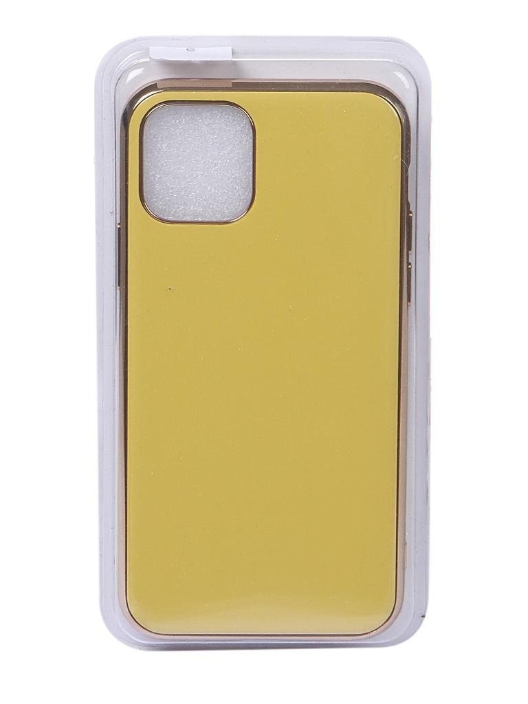Чехол Eva для APPLE iPhone 11 Pro Yellow 7190