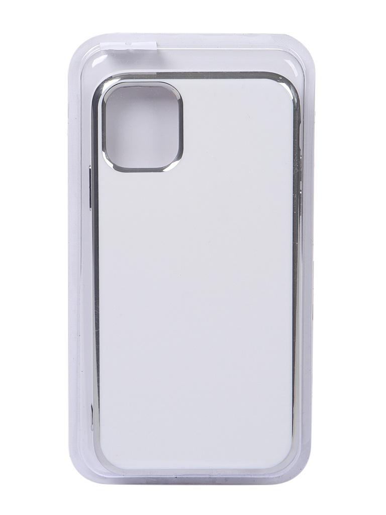 Чехол Eva для APPLE iPhone 11 White 7484