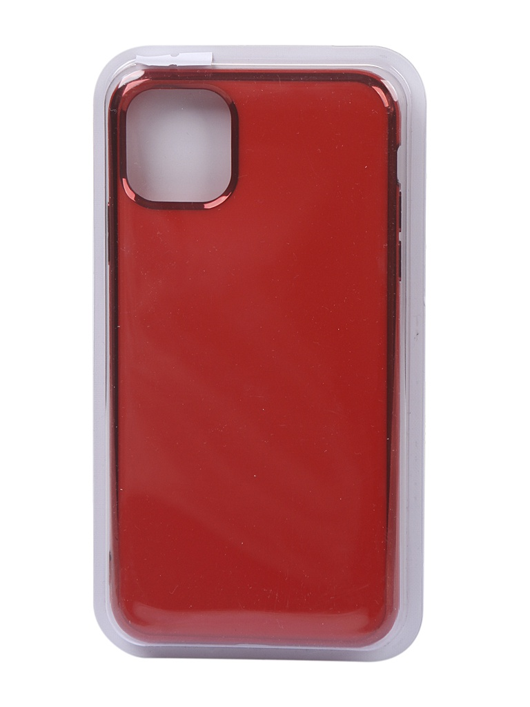 Чехол Eva для APPLE iPhone 11 Pro Max Red 7484