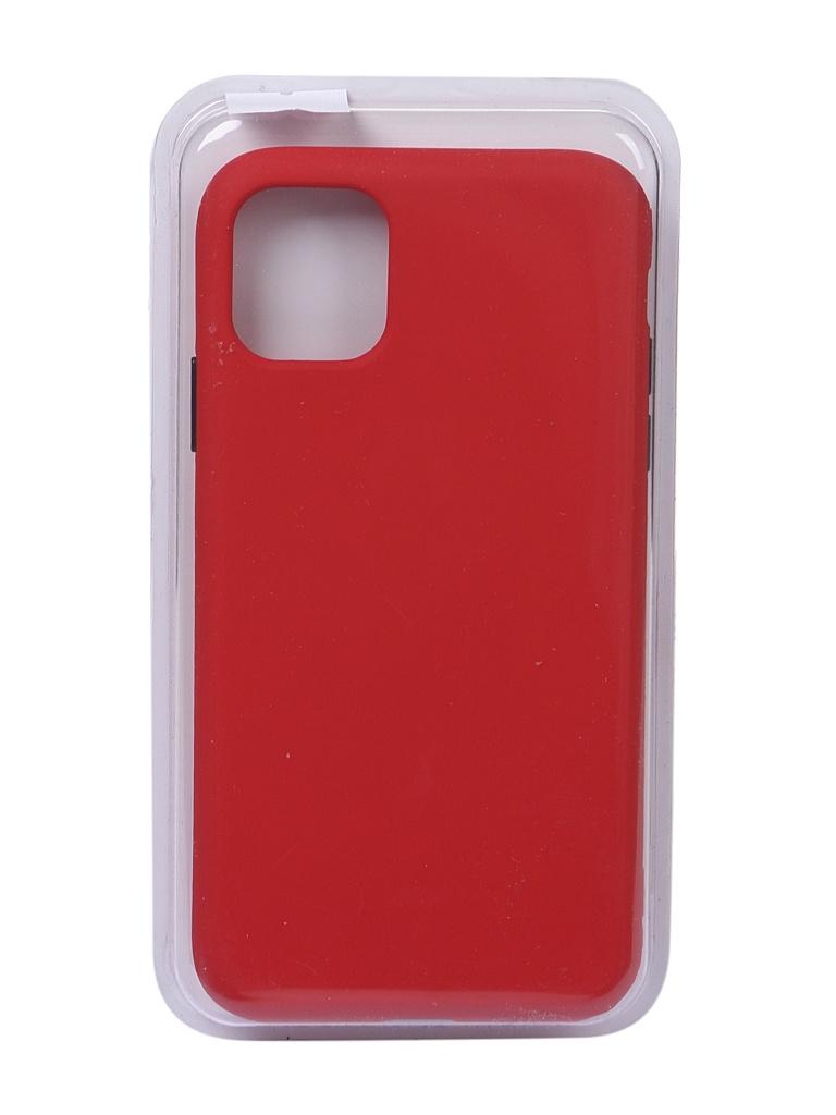 Чехол Eva для APPLE iPhone 11 TPU 2.0mm Red 7279