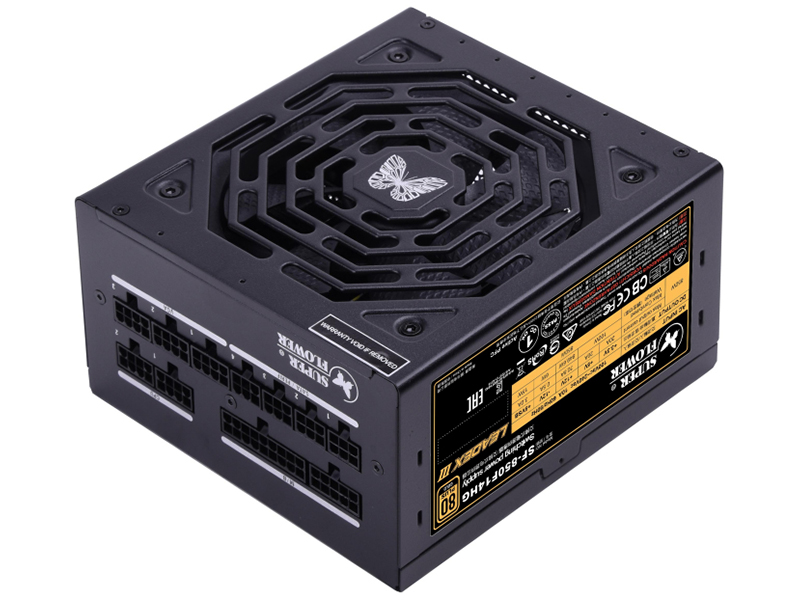 Блок питания Super Flower Power Supply Leadex III Gold 850W SF-850F14HG