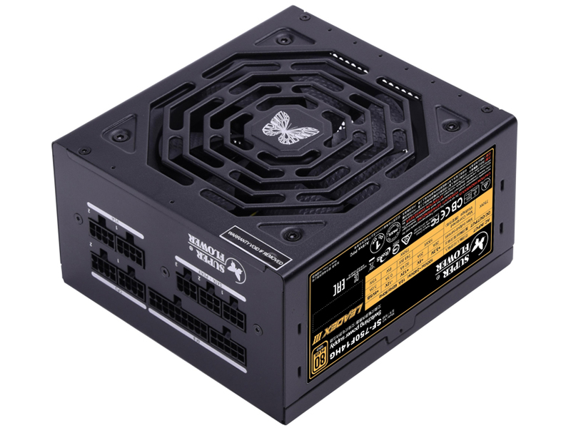 Блок питания Super Flower Power Supply Leadex III Gold 750W SF-750F14HG