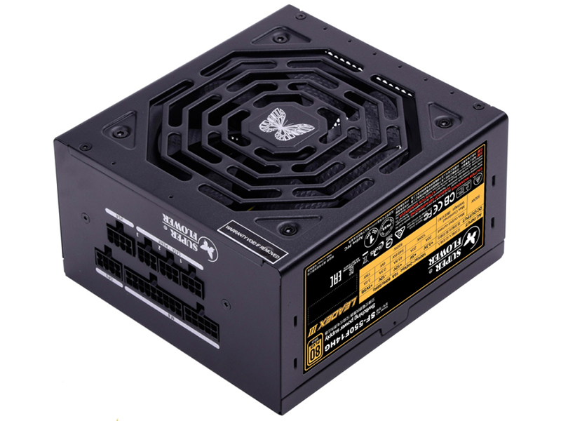 Блок питания Super Flower Power Supply Leadex III Gold 550W SF-550F14HG
