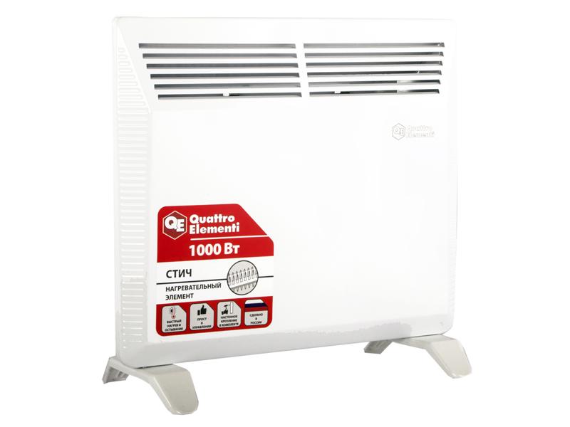 Конвектор Quattro Elementi QE-1000KS 790-496