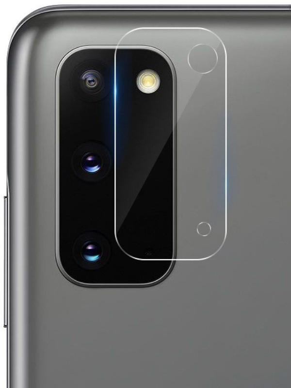Защитное стекло на камеру Zibelino для Samsung Galaxy S20 ZTG-SAM-S20-cam