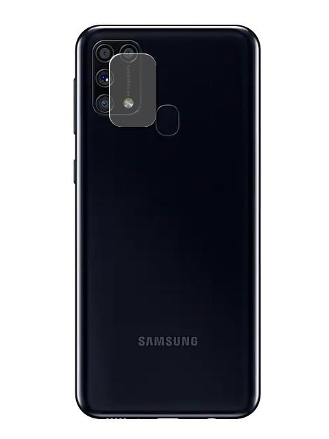 Защитное стекло на камеру Zibelino для Samsung Galaxy M31 M315 ZTG-SAM-M315-cam