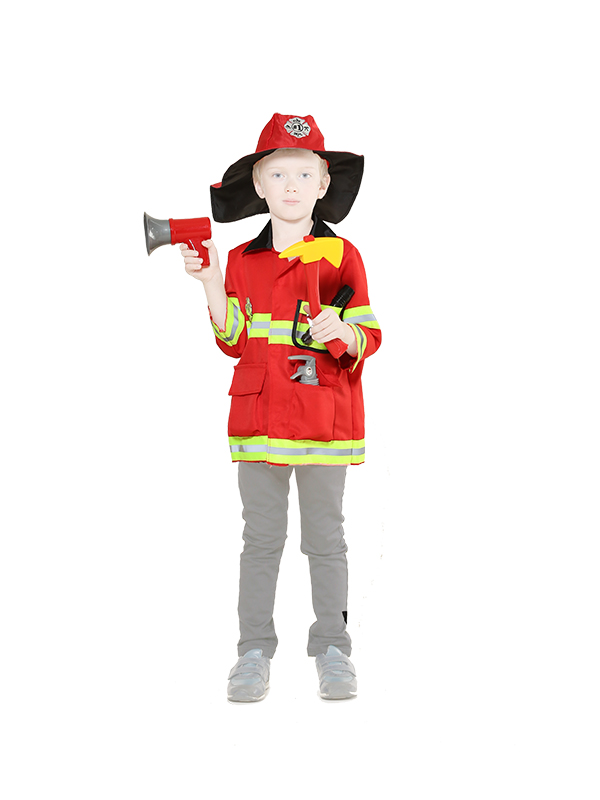 Игровой набор Teplokid Пожарный TK-FI-09518