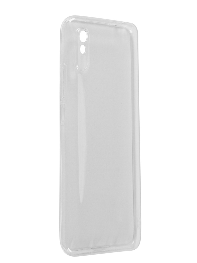 Чехол Zibelino для Xiaomi Redmi 9A Ultra Thin Case Transparent ZUTC-XMI-RDM-9A-WHT