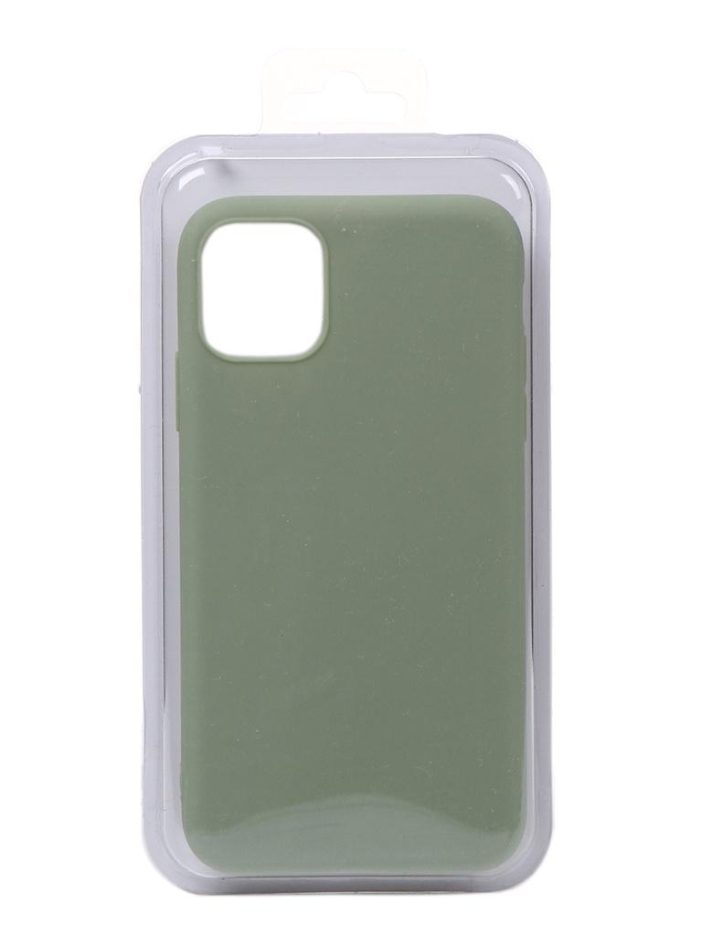 Чехол Eva для APPLE iPhone 11 6.1 Green Khaki