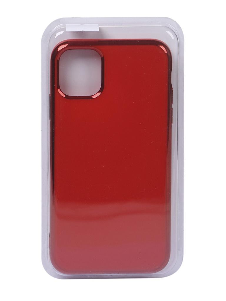Чехол Eva для APPLE iPhone 11 6.1 Red