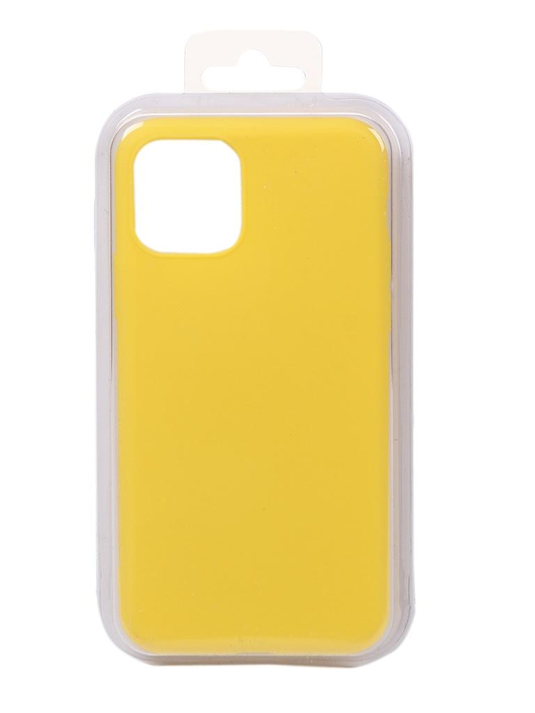 Чехол Eva для APPLE iPhone 11 Pro 5.8 Yellow