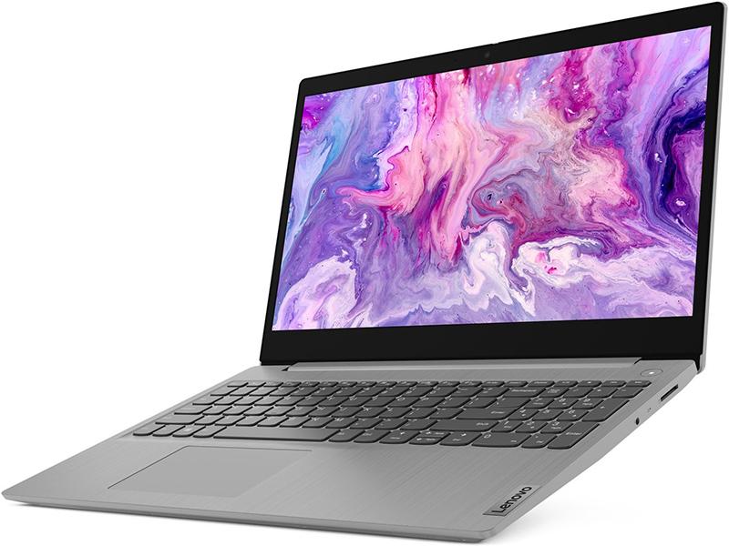 Ноутбук Lenovo IdeaPad 3 15ARE05 81W40078RU (AMD Ryzen 5 4500U 2.3GHz/8192Mb/1000Gb + 128Gb SSD/AMD Radeon Vega 6/Wi-Fi/15.6/1920x1080/Windows 10 64-bit)