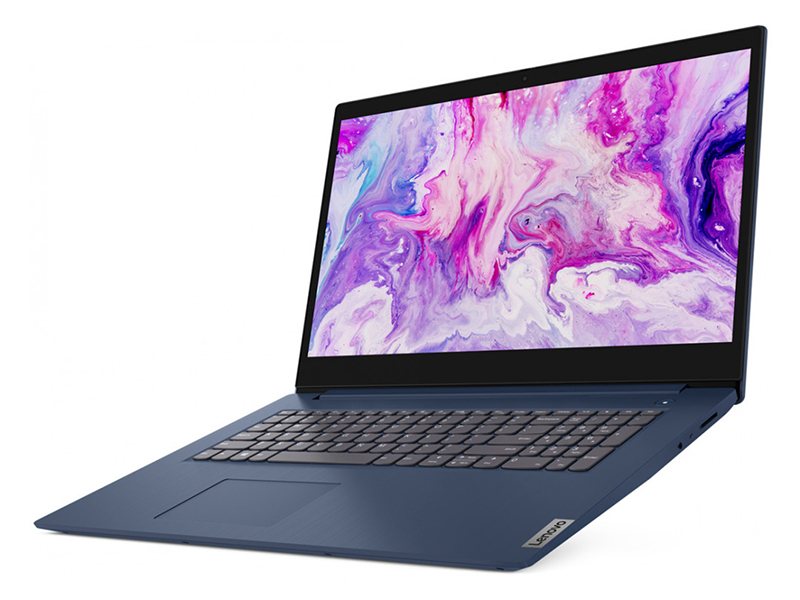 Ноутбук Lenovo IdeaPad 3 17ADA05 81W2003XRK (AMD Ryzen 3250U 2.6GHz/8192Mb/256Gb SSD/AMD Radeon Vega 3/Wi-Fi/17.3/1600x900/No OS)