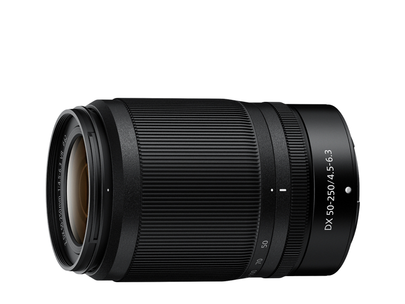 Объектив Nikon Nikkor Z DX 50-250 mm f/4.5-6.3 VR JMA707DA