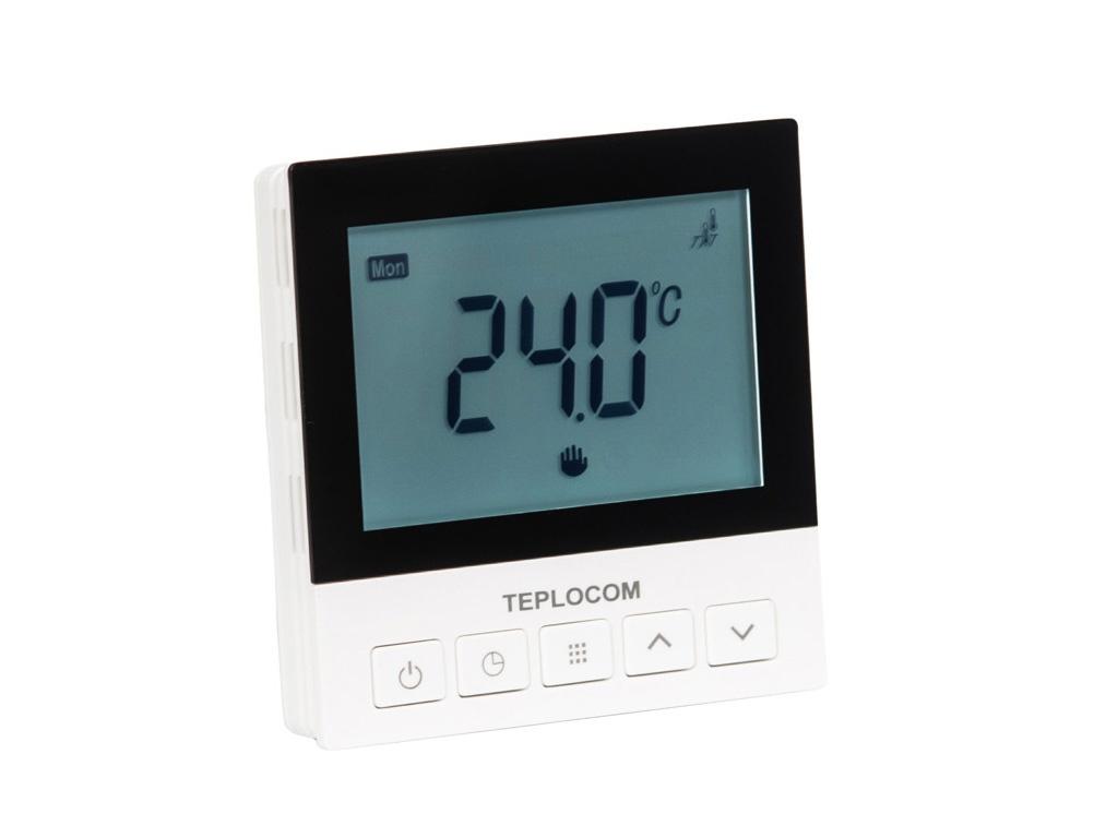 Термостат Teplocom TSF-Prog-220/16A 921
