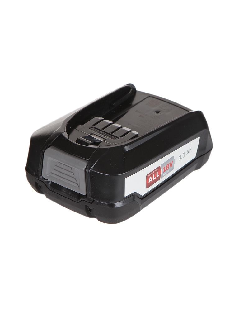 Аккумулятор для пылесоса Bosch Power4All 18V 3.0Ah BHZUB1830/17002207