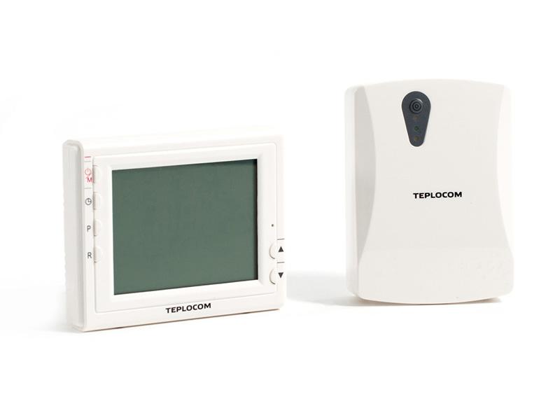 Термостат Teplocom TS-Prog-2AA/3A-RF 915