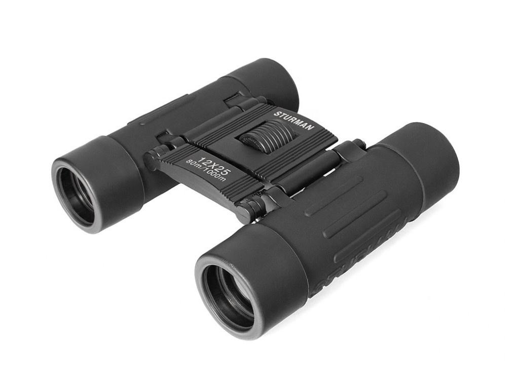 Бинокль Sturman 12x25 Black