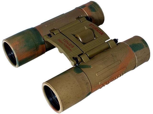 Бинокль Sturman 10x25 Camouflage
