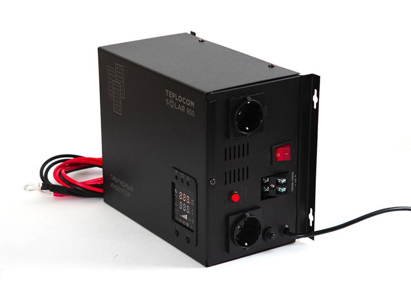Стабилизатор Teplocom Solar-800 2411