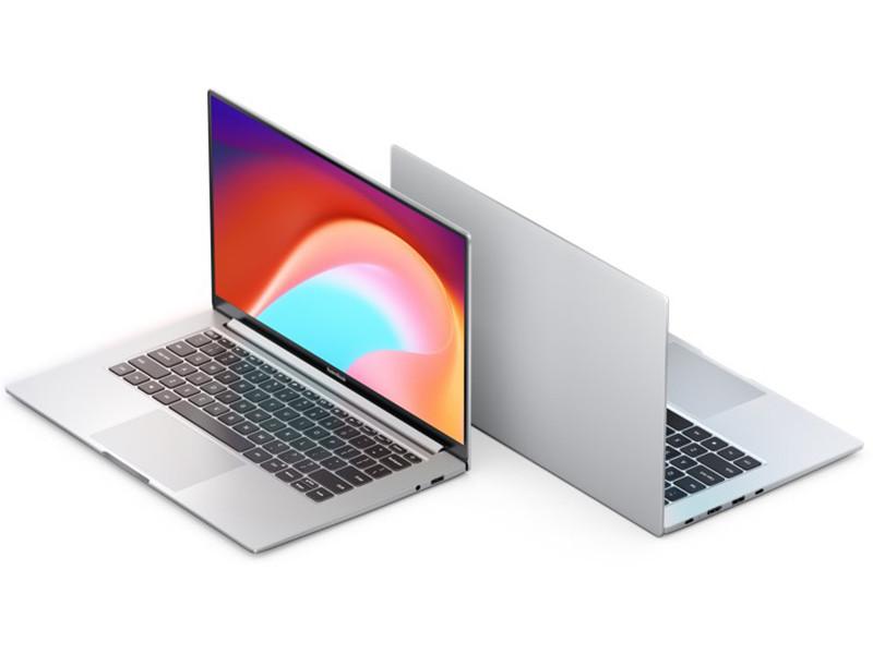 Ноутбук Xiaomi Mi RedmiBook XMA2011-CJ-DOS Silver (Intel Core i5-1035G1 1.0 GHz/16384Mb/512Gb SSD/nVidia GeForce MX350 2048Mb/Wi-Fi/Bluetooth/Cam/14.0/1920x1080/DOS)