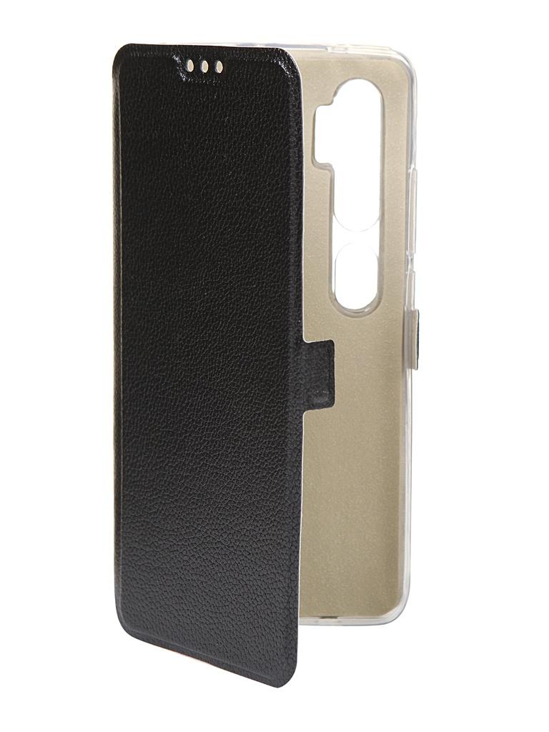 Чехол Bruno для Xiaomi Mi Note 10/10 Pro 002017 Black b21027