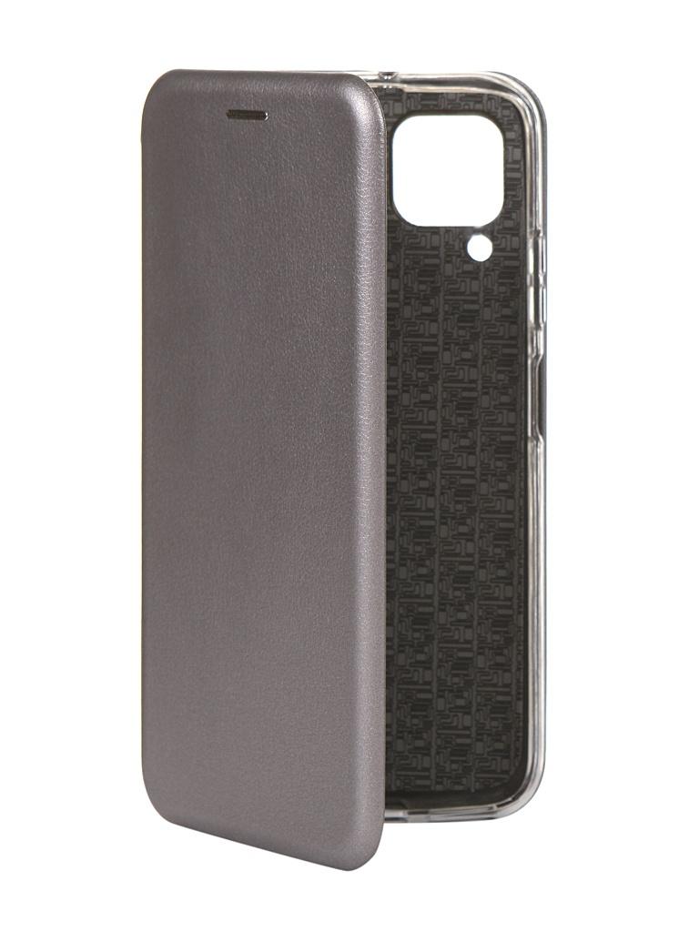 Чехол Bruno для Huawei P40 Lite/ Nova 6 SE 009805 Grey b21041
