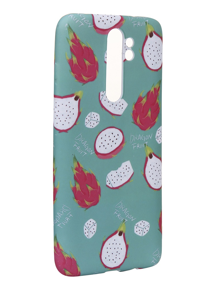 Чехол Bruno для Xiaomi Redmi Note 8 Pro 011529 TPU Fruits b21023
