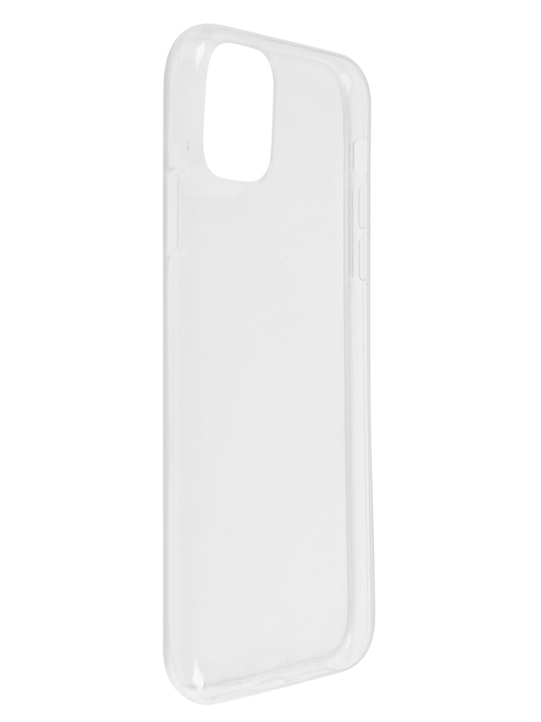 Чехол Bruno для APPLE iPhone 11 Ultrathin Silicone Transparent 1190
